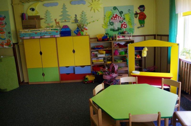 Zmodernizowane sale odziałów przedszkolnych (3)