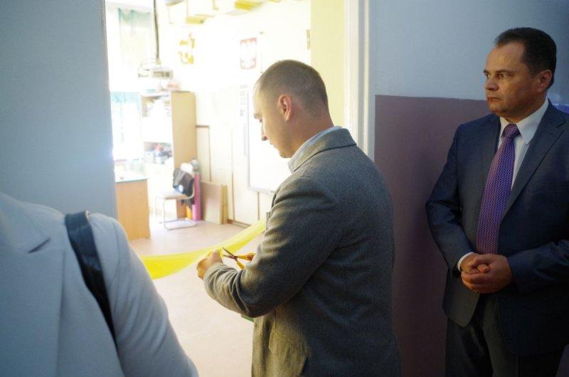 uroczyste otwarcie zmodernizowanych sal odziałów przedszkolnych (2)