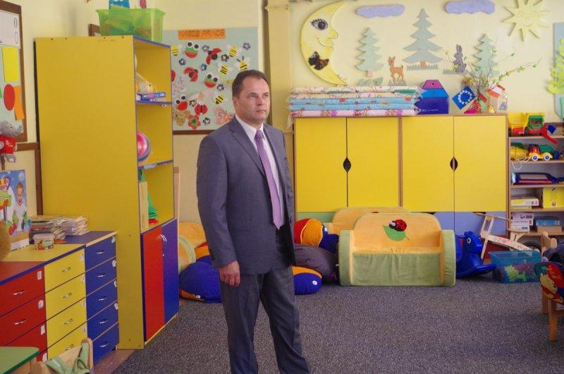 uroczyste otwarcie zmodernizowanych sal odziałów przedszkolnych (6)