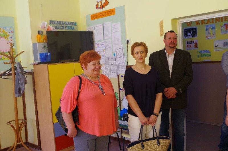 uroczyste otwarcie zmodernizowanych sal odziałów przedszkolnych (7)